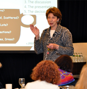 Anne Millre Group Workshops Sales and Presentation Coaching