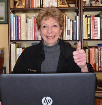 Anne Miller Remote Sales and Presentation Coaching